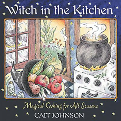 Witch in the Kitchen Cover