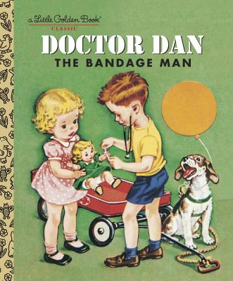 Doctor Dan the Bandage Man Cover Image