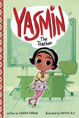 Yasmin the Teacher Cover Image
