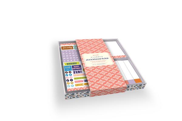 Posh: Planner Accessories Cover Image