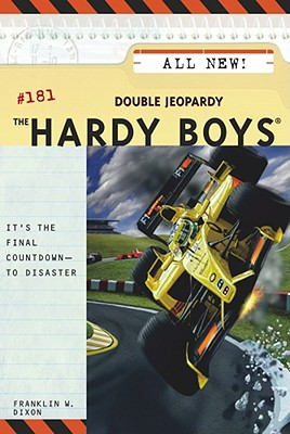 Double Jeopardy (Hardy Boys #181) Cover Image