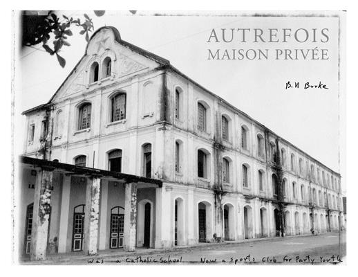 Autrefois, Maison Privee Cover