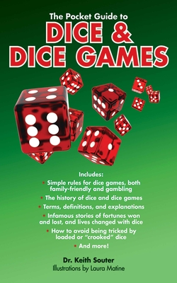 Cover for The Pocket Guide to Dice & Dice Games (Skyhorse Pocket Guides)