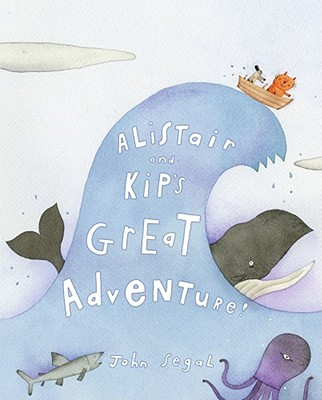 Alistair and Kip's Great Adventure! Cover