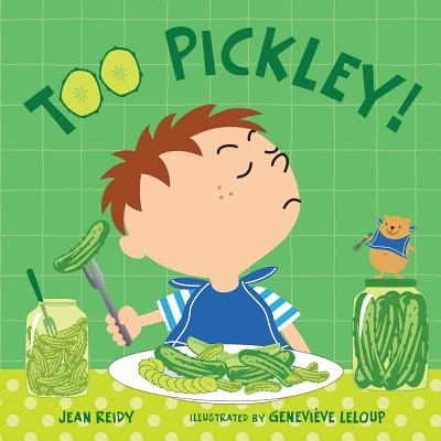 Cover for Too Pickley! (Too! Books)