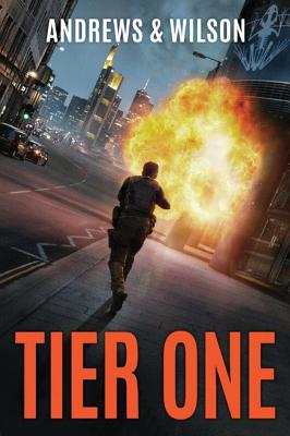 Tier One (Tier One Thrillers #1) Cover Image