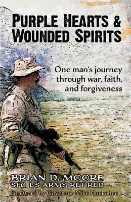 Purple Hearts & Wounded Spirits Cover Image
