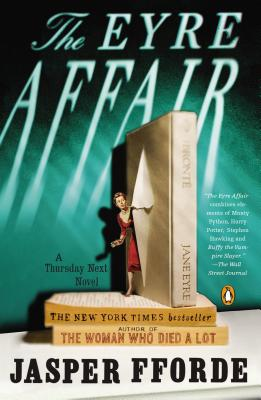 The Eyre Affair: A Thursday Next Novel Cover Image