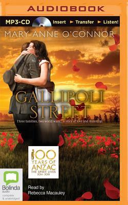 Gallipoli Street Cover Image
