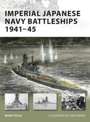 Imperial Japanese Navy Battleships 1941-45 Cover Image