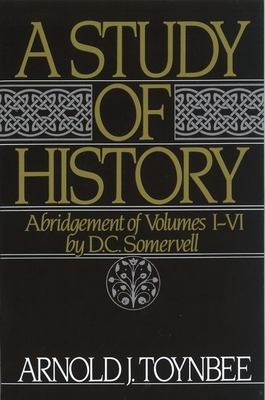 A Study of History Cover