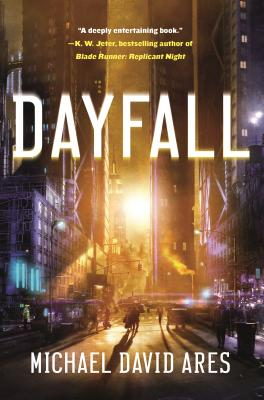 Cover for Dayfall