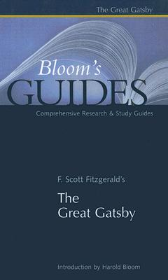 The Great Gatsby (Bloom's Guides) Cover Image