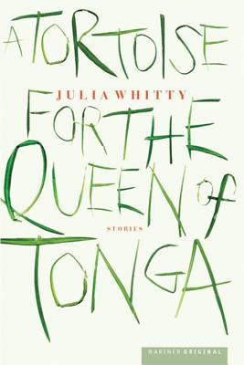 A Tortoise for the Queen of Tonga Cover