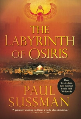 The Labyrinth of Osiris Cover