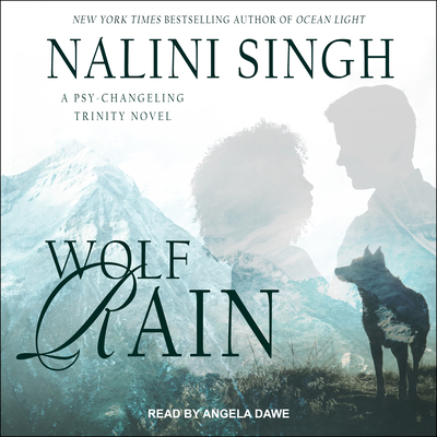 Wolf Rain (Psy-Changeling Trinity #3) Cover Image