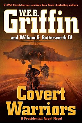 Covert Warriors Cover