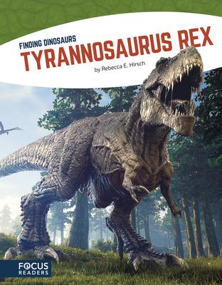 Tyrannosaurus Rex Cover Image