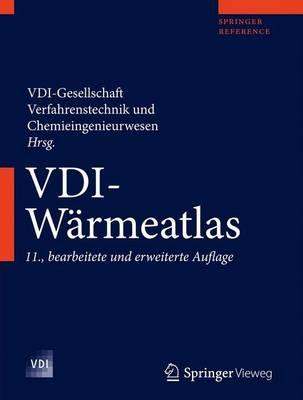 VDI-Wärmeatlas (VDI-Buch) Cover Image