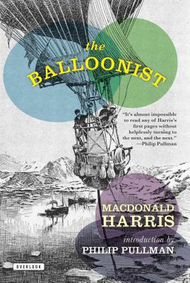 The Balloonist Cover