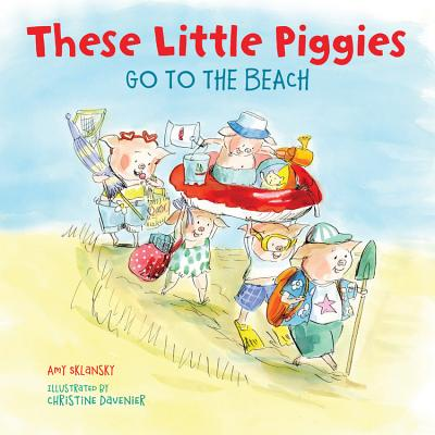 These Little Piggies Go to the Beach Cover Image