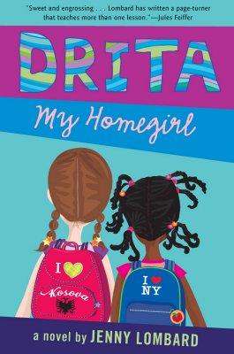Drita, My Homegirl Cover