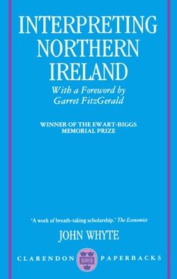 Interpreting Northern Ireland Cover Image