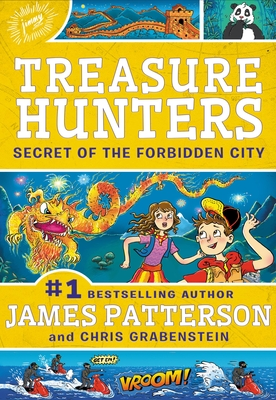 Treasure Hunters Cover