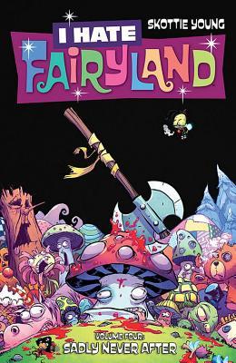 Cover for I Hate Fairyland Volume 4