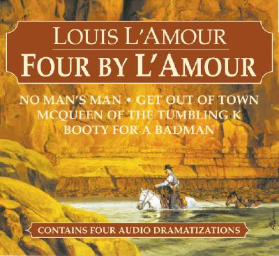 Four by L'Amour Cover