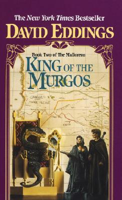 Cover for King of the Murgos (The Malloreon #2)