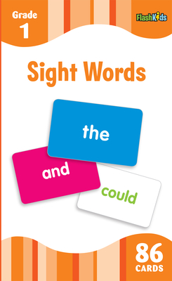 Sight Words Flash Cards (Flash Kids Flash Cards) Cover Image