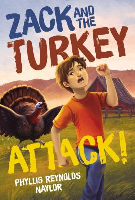 Zack and the Turkey Attack! Cover Image