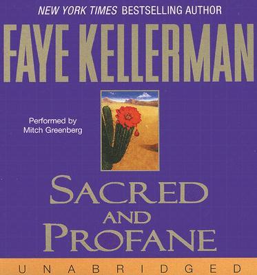 Sacred and Profane CD (Decker/Lazarus Novels #2) Cover Image