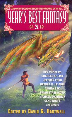 Cover for Year's Best Fantasy 3