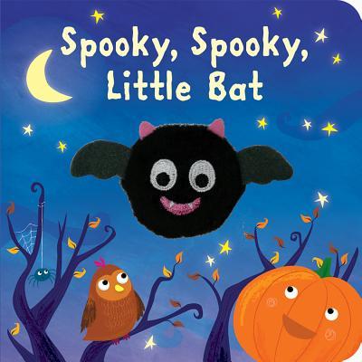 Spooky, Spooky, Little Bat Cover Image