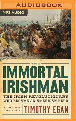 The Immortal Irishman: The Irish Revolutionary Who Became an American Hero Cover Image