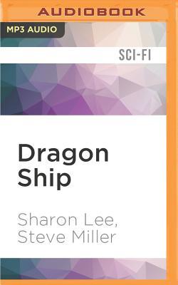 Dragon Ship (Liaden Universe Theo Waitley #4) Cover Image