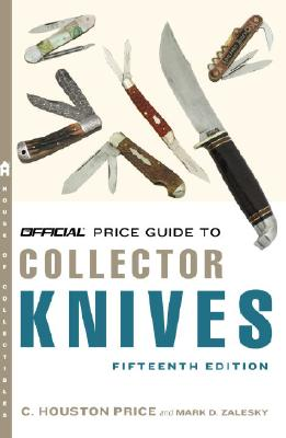 The Official Price Guide to Collector Knives, 15th Edition Cover
