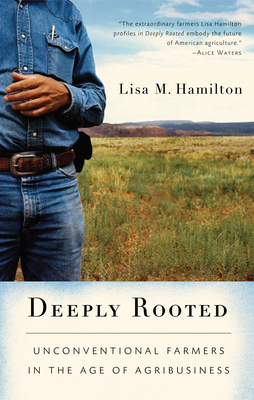 Deeply Rooted Cover