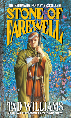 The Stone of Farewell: Book Two of Memory, Sorrow, and Thorn Cover Image