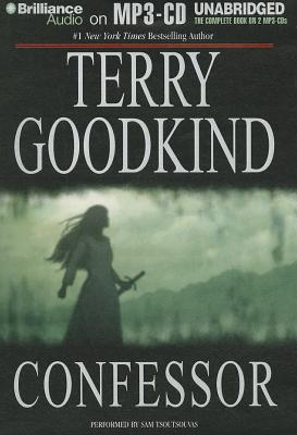 Cover for Confessor