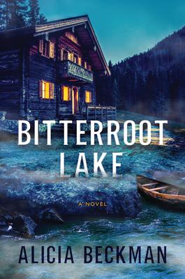 Bitterroot Lake: A Novel Cover Image