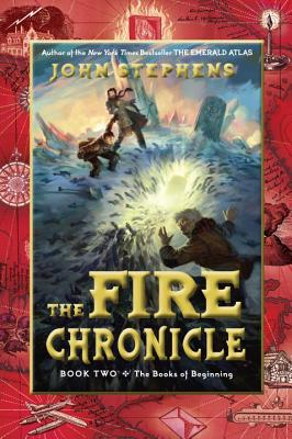 The Fire Chronicle Cover Image