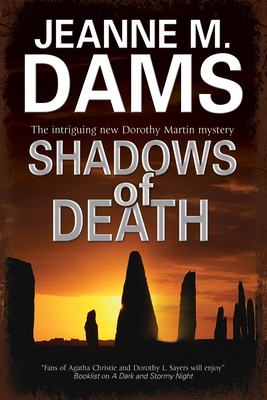 Cover for Shadows of Death (Dorothy Martin Mystery #14)