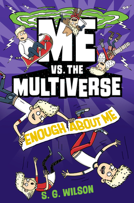 Cover for Me vs. the Multiverse