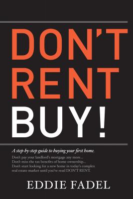 Don't Rent Buy! Cover