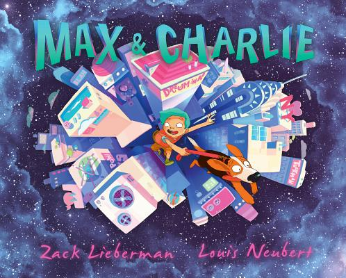 Cover for Max & Charlie