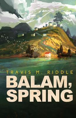 Cover for Balam, Spring