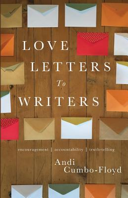 Cover for Love Letters To Writers